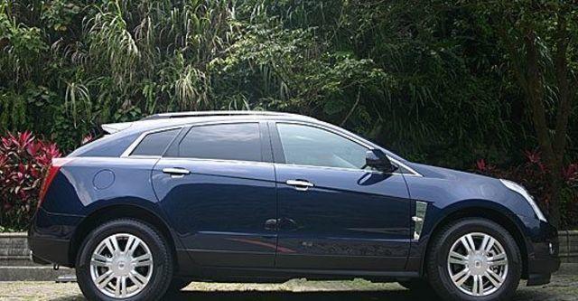 2011 Cadillac SRX 3.0 Elegance  第7張相片