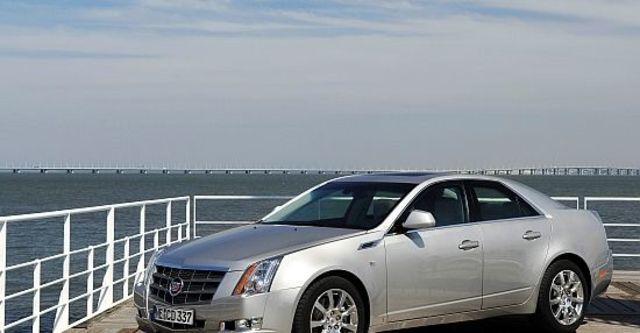 2010 Cadillac CTS 2.8 Elegance  第1張相片