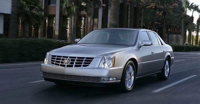 2010 Cadillac DTS 4.6 Platinum  第1張相片