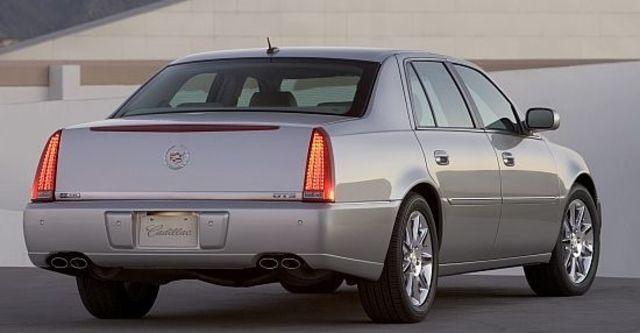 2010 Cadillac DTS 4.6 Platinum  第3張相片