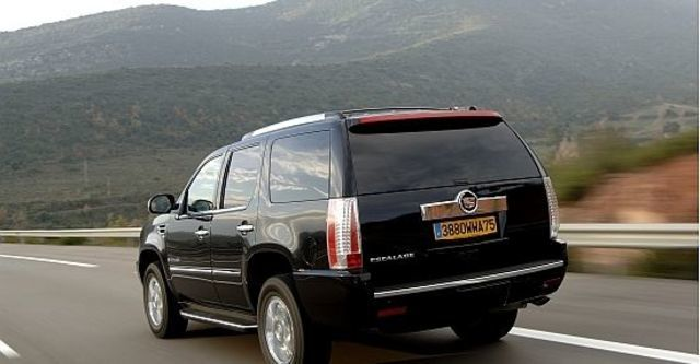 2010 Cadillac Escalade 6.2 Premium  第5張相片