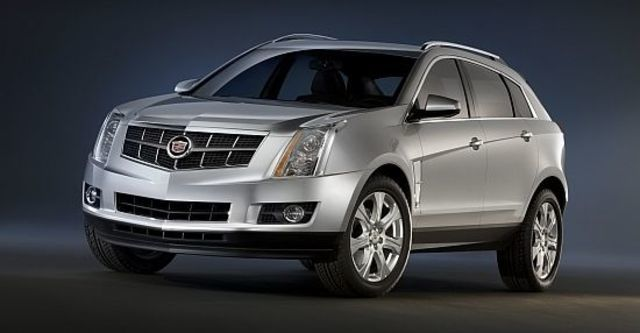2010 Cadillac SRX 3.0 Brilliance  第1張相片