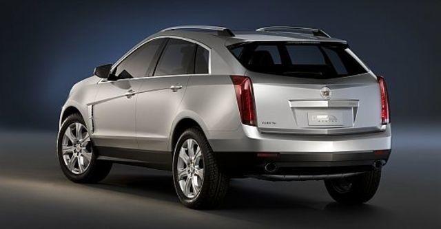 2010 Cadillac SRX 3.0 Brilliance  第3張相片