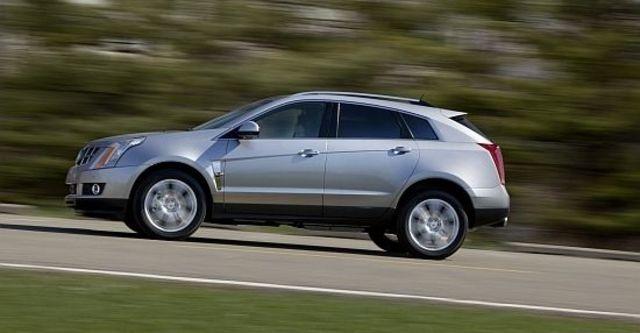 2010 Cadillac SRX 3.0 Brilliance  第4張相片