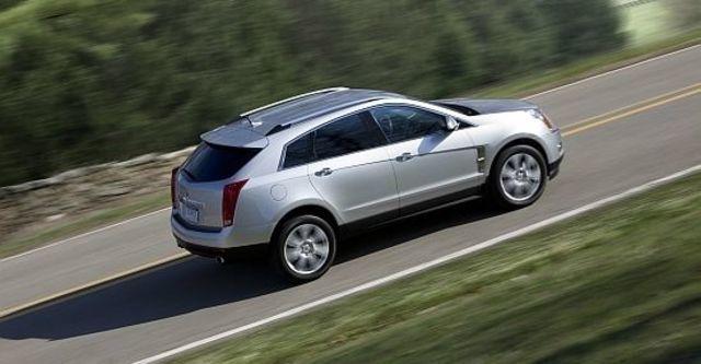 2010 Cadillac SRX 3.0 Brilliance  第5張相片