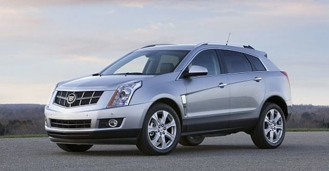 2010 Cadillac SRX 3.0 Elegance  第1張相片
