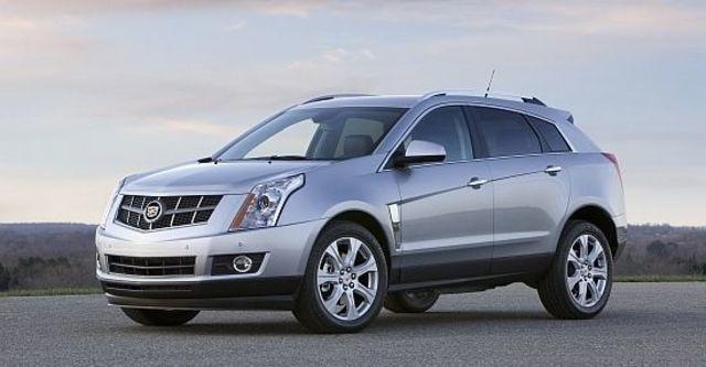 2010 Cadillac SRX 3.0 Elegance  第2張相片
