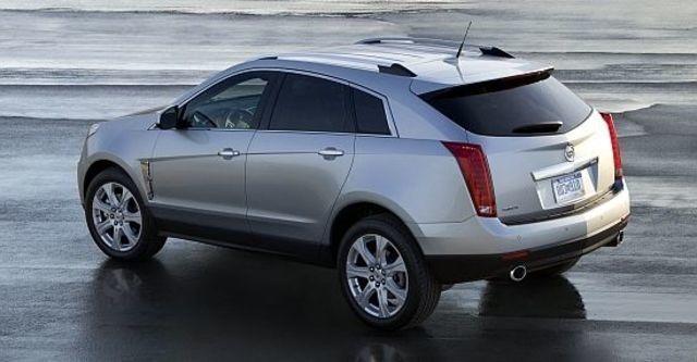 2010 Cadillac SRX 3.0 Elegance  第3張相片