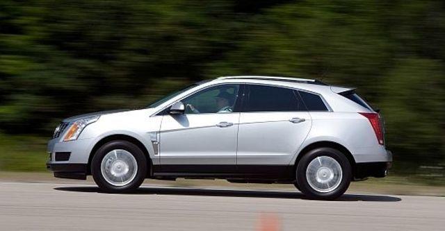 2010 Cadillac SRX 3.0 Elegance  第4張相片