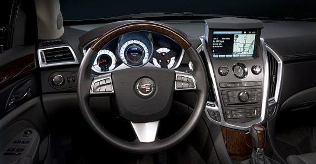 2010 Cadillac SRX 3.0 Elegance  第5張相片