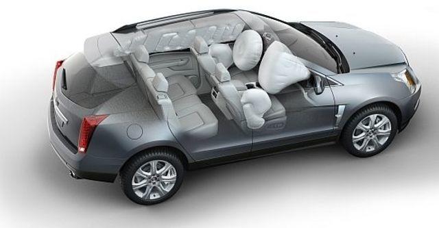2010 Cadillac SRX 3.0 Elegance  第6張相片