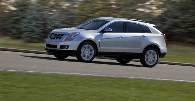 2010 Cadillac SRX 3.0 Premium  第2張相片