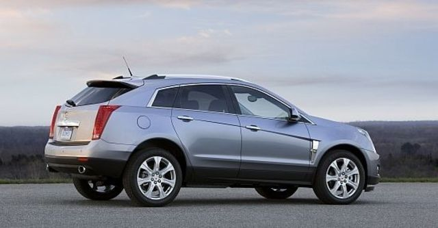 2010 Cadillac SRX 3.0 Premium  第3張相片