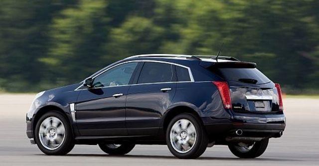 2010 Cadillac SRX 3.0 Premium  第4張相片