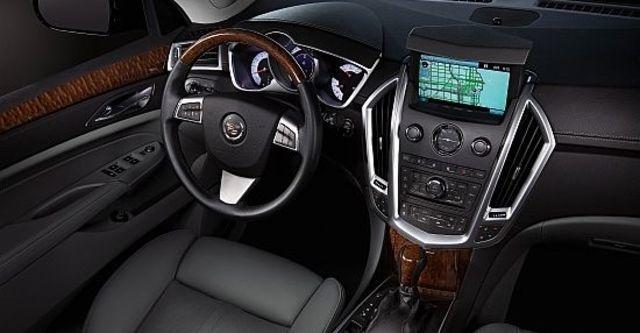 2010 Cadillac SRX 3.0 Premium  第5張相片