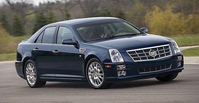 2010 Cadillac STS 3.6 SIDI Elegance  第1張相片
