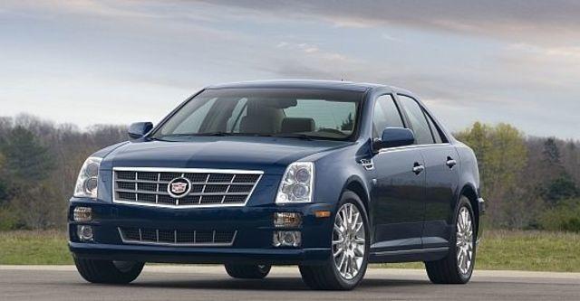 2010 Cadillac STS 3.6 SIDI Elegance  第3張相片