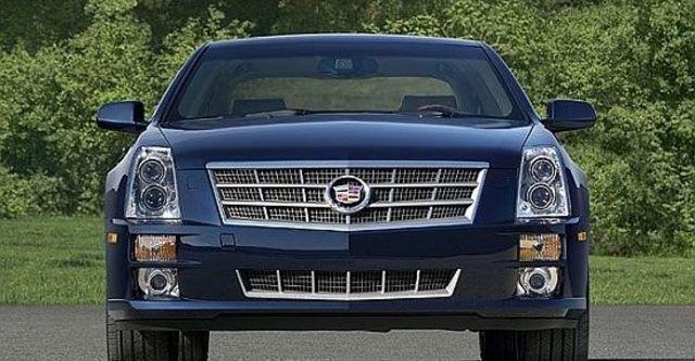 2010 Cadillac STS 3.6 SIDI Elegance  第4張相片