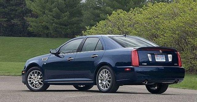 2010 Cadillac STS 3.6 SIDI Elegance  第5張相片