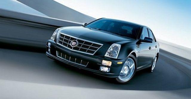 2010 Cadillac STS 3.6 SIDI Premium  第2張相片