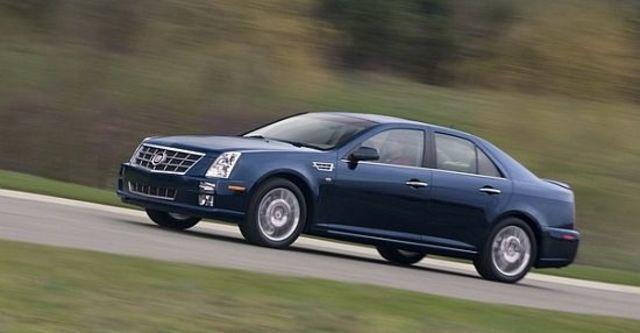 2010 Cadillac STS 3.6 SIDI Premium  第3張相片