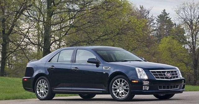 2010 Cadillac STS 3.6 SIDI Premium  第4張相片