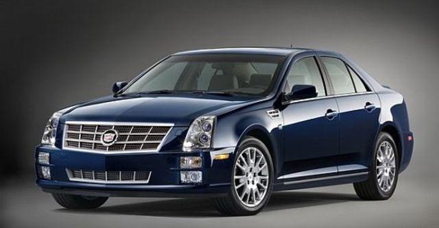 2010 Cadillac STS 3.6 SIDI Premium  第5張相片