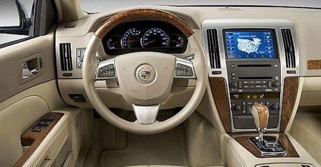 2010 Cadillac STS 3.6 SIDI Premium  第7張相片