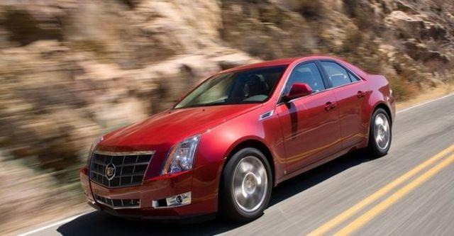 2009 Cadillac CTS 2.8 L  第4張相片