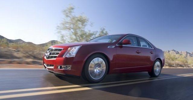2009 Cadillac CTS 2.8 L  第5張相片