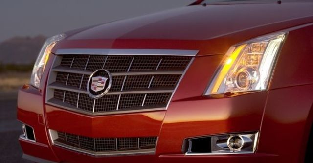 2009 Cadillac CTS 2.8 L  第6張相片