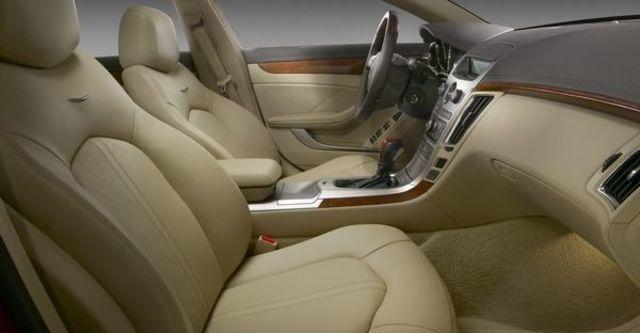 2009 Cadillac CTS 2.8 L  第10張相片