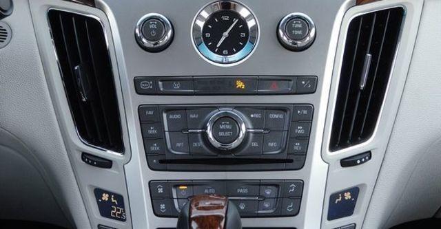 2009 Cadillac CTS 3.6 E  第7張相片