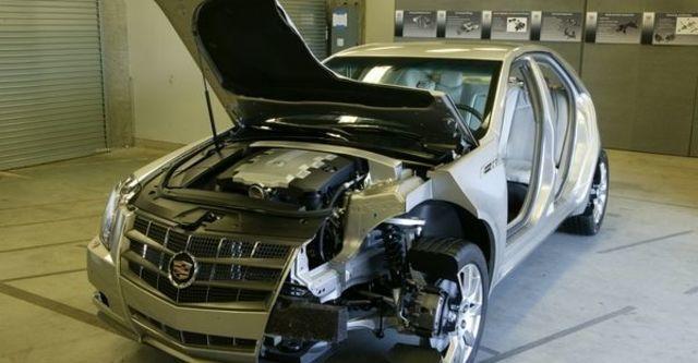 2009 Cadillac CTS 3.6 E  第8張相片