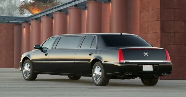 2009 Cadillac DTS Limo  第3張相片