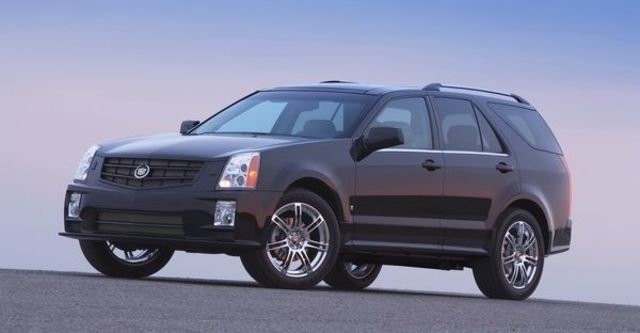 2009 Cadillac SRX 3.6 E  第1張相片