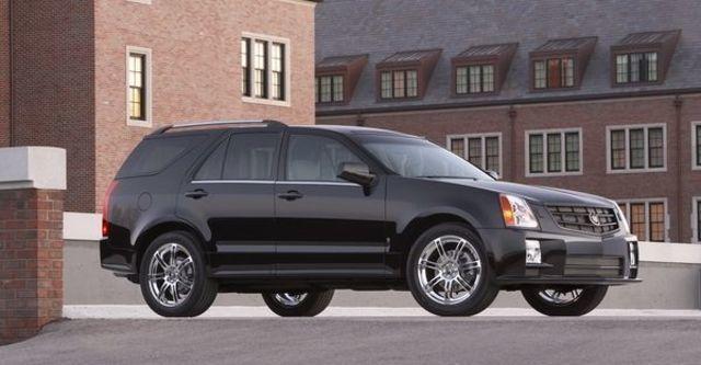 2009 Cadillac SRX 3.6 E  第4張相片