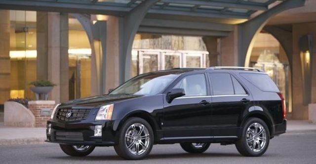 2009 Cadillac SRX 3.6 P  第3張相片