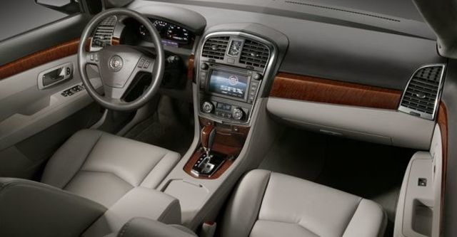 2009 Cadillac SRX 3.6 P  第9張相片