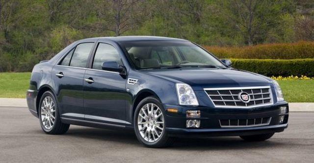 2009 Cadillac STS 3.6 E  第3張相片