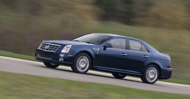 2009 Cadillac STS 3.6 E  第5張相片