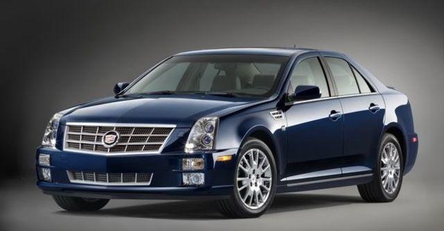 2009 Cadillac STS 3.6 E  第6張相片