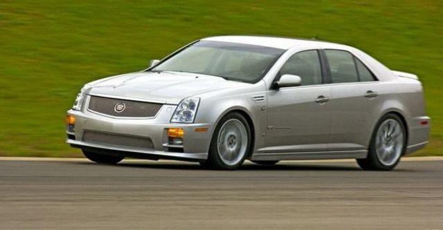 2009 Cadillac STS V  第2張相片