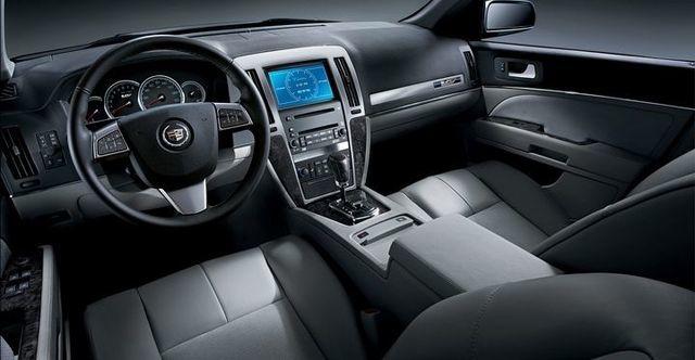 2009 Cadillac STS V  第4張相片