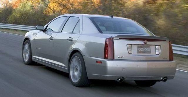 2009 Cadillac STS V  第5張相片