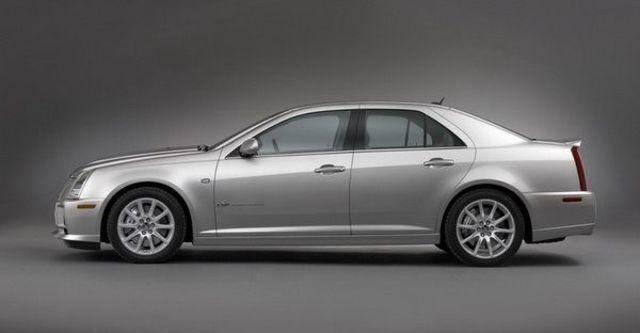 2009 Cadillac STS V  第8張相片