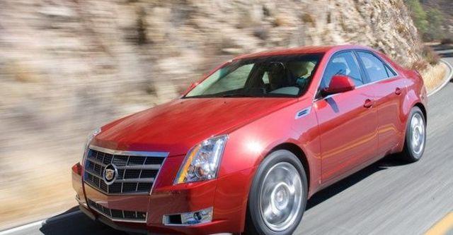 2008 Cadillac CTS 2.8 Elegance  第1張相片