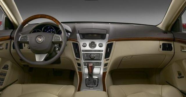 2008 Cadillac CTS 2.8 Elegance  第9張相片