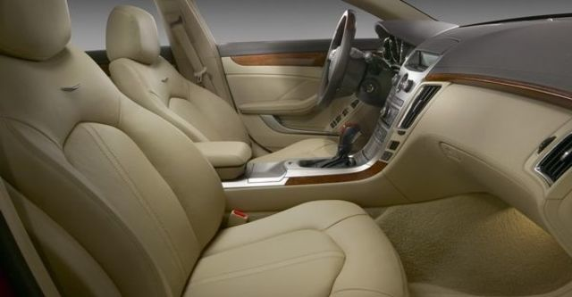 2008 Cadillac CTS 2.8 Elegance  第10張相片