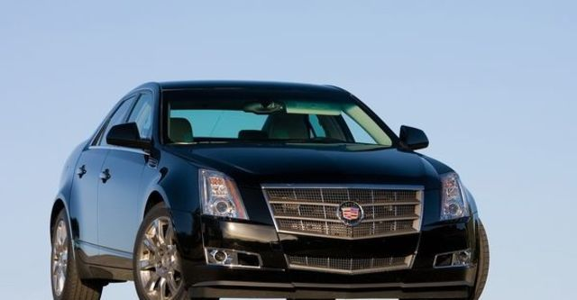 2008 Cadillac CTS 3.6 SIDI Elegance  第1張相片